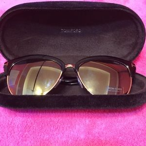 Authentic Tom Ford Sunglasses NIB